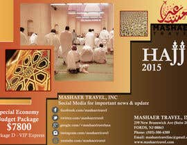 #41 for Hajj 2015 Flyer by alimurtaza642