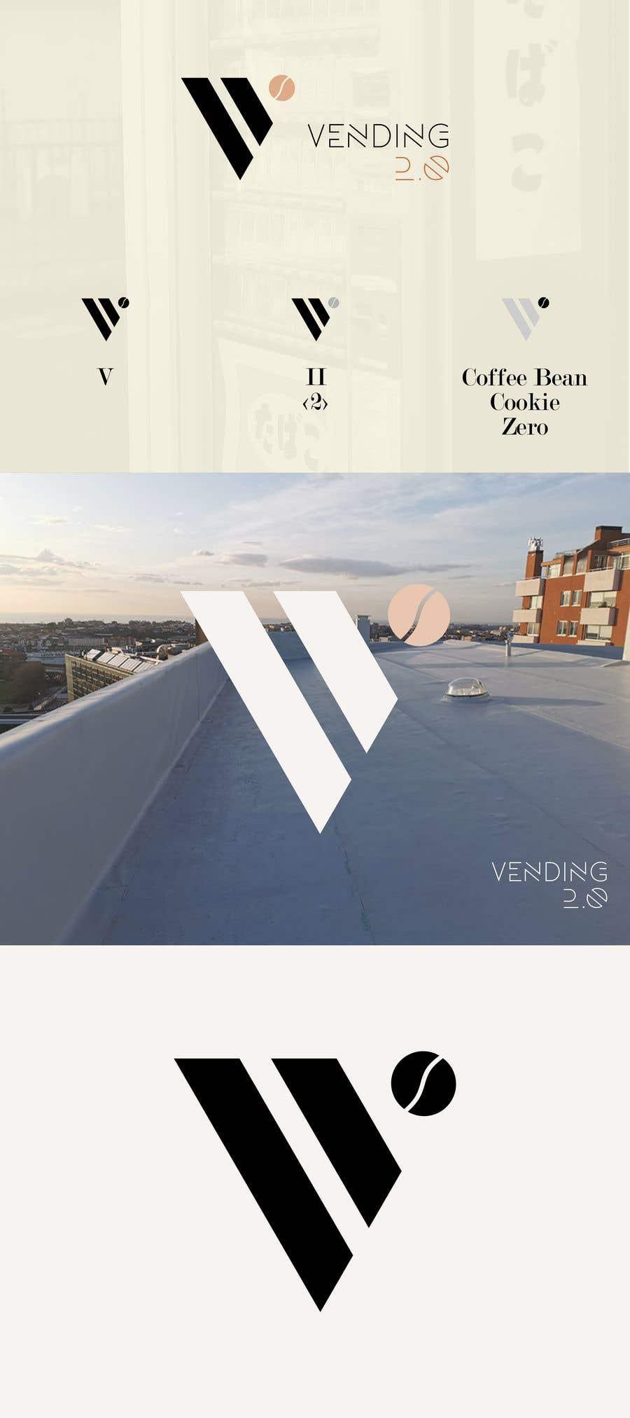 """Inscrição nº                                         138                                      do Concurso para                                         Logo para esta marca/nome """"VENDING 2.0"""""""