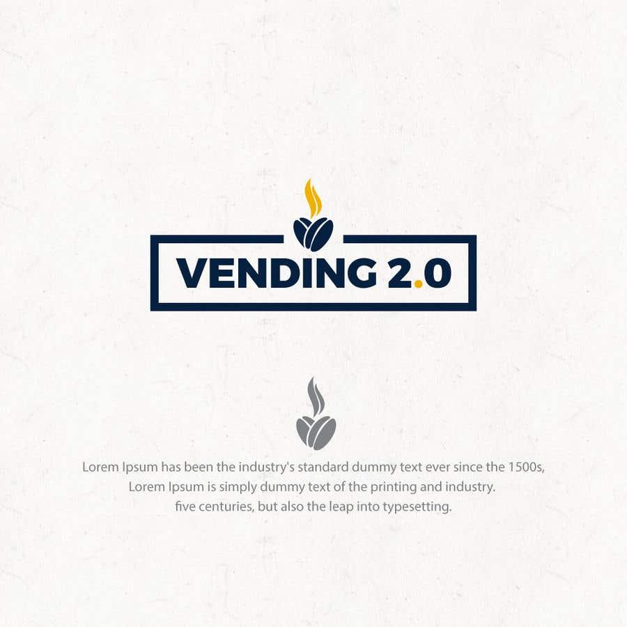 """Inscrição nº                                         19                                      do Concurso para                                         Logo para esta marca/nome """"VENDING 2.0"""""""