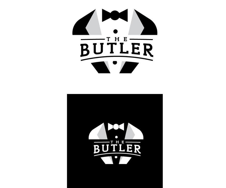 Contest Entry #                                        15                                      for                                         Design a Logo for The Butler