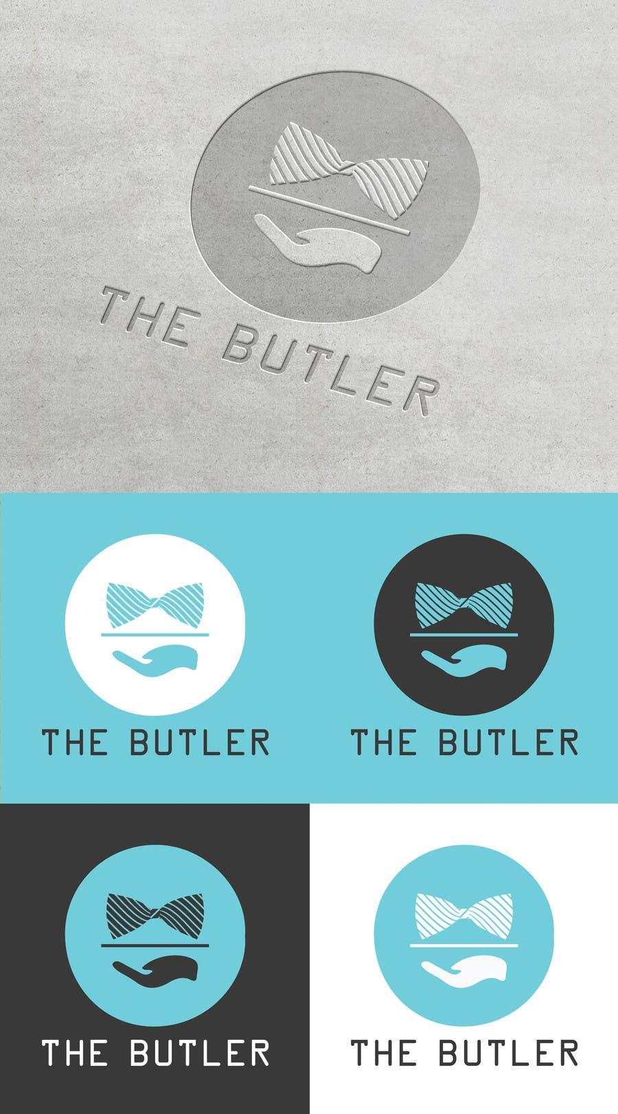 Contest Entry #                                        35                                      for                                         Design a Logo for The Butler