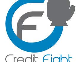 #82 untuk Design a Logo for Credit Fight oleh brissiaboyd