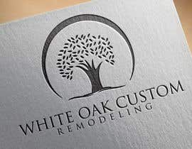 #47 for Design a Logo for White Oak Custom Remodeling by SkyNet3