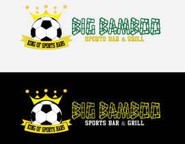 #33 untuk Design a Logo for my Sports Bars oleh Vodanhtk