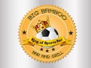 Graphic Design Inscrição do Concurso Nº17 para Design a Logo for my Sports Bars