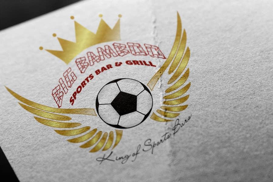 Inscrição nº 32 do Concurso para Design a Logo for my Sports Bars