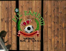 #41 for Design a Logo for my Sports Bars af tiagogoncalves96