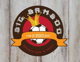 #13 untuk Design a Logo for my Sports Bars oleh alexpekovic