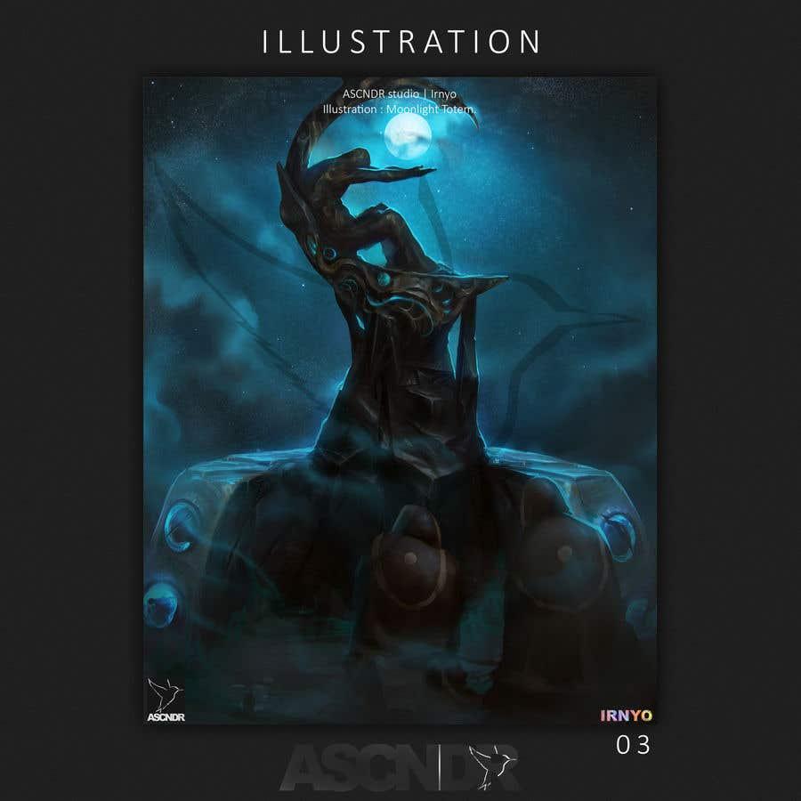 Konkurrenceindlæg #                                        36                                      for                                         Fantasy Card Game Art - Contest 8 (spells)