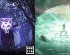 #32 for Fantasy Card Game Art - Contest 8 (spells) af WolfgangStudio