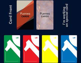 #15 for Design of playing cards by arbya1757