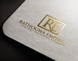 #2 for Logo Design for Rathogwa Empirical, a strategy and business consultancy firm af sagorak47