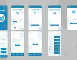 #10 for Design for mobile app. af mehdidm