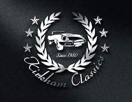 #40 for Design a Logo for a Classic Car Company by Eurivargas