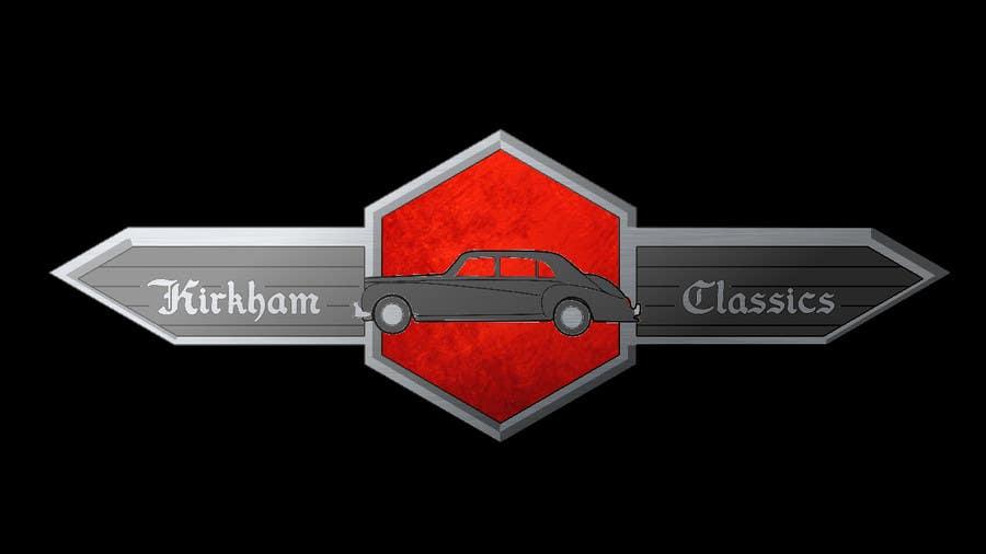 Contest Entry #                                        45                                      for                                         Design a Logo for a Classic Car Company