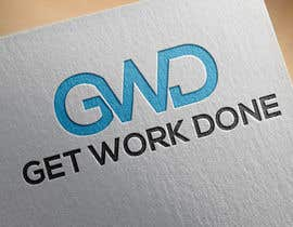 #18 para Design a Logo for Get Work Done por SkyNet3