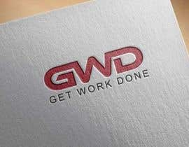 #40 para Design a Logo for Get Work Done por momotahena