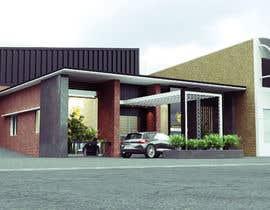 Nro 23 kilpailuun Warehouse Architectural Render Facade käyttäjältä tamimibraahim