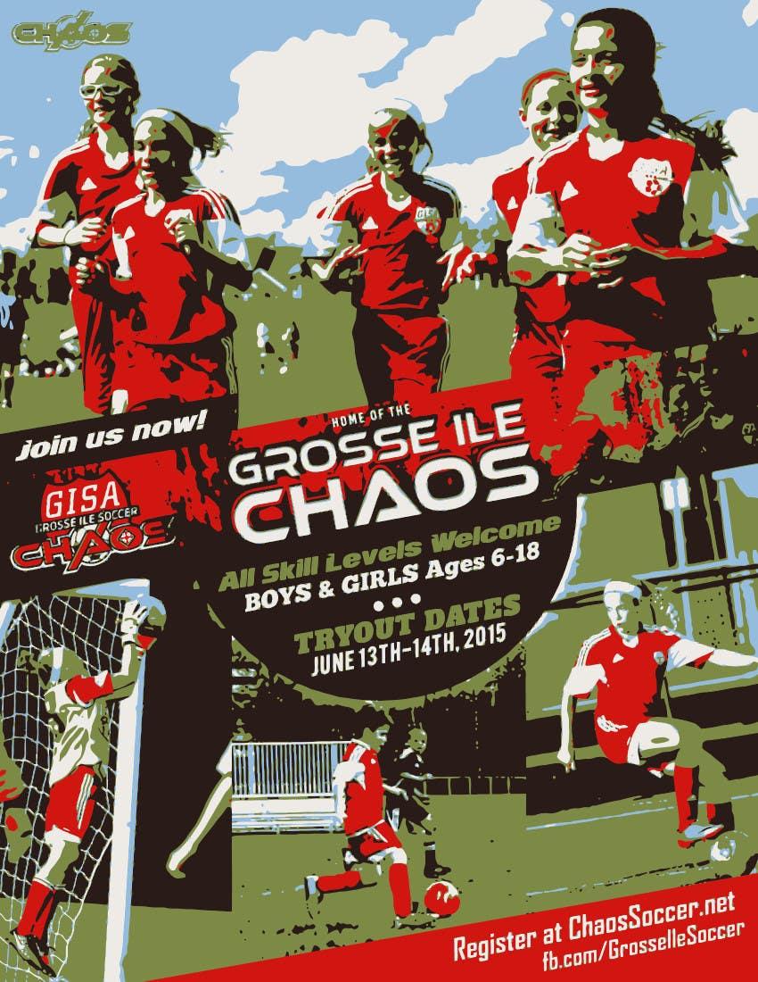 Konkurrenceindlæg #                                        20                                      for                                         Alter a Image for youth soccer flyer