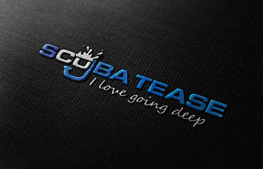 Bài tham dự cuộc thi #17 cho Design A Logo For ScubaTease.com