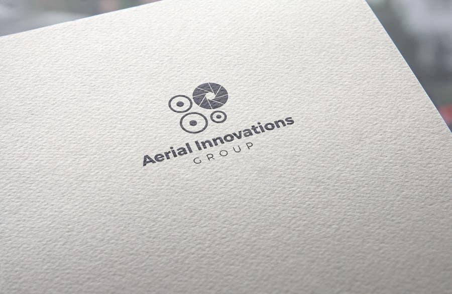 Konkurrenceindlæg #                                        204                                      for                                         Design a Logo for Aerial Innovations Group
