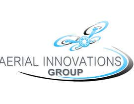 #463 para Design a Logo for Aerial Innovations Group por hasnarachid2010