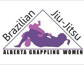 #24 untuk Design a Logo for Female Grappling Organization oleh diegobhorni