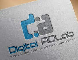 #236 for Digital AdLab Logo Design af ziggyking