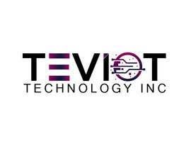 shakilmaya tarafından Logo Design for Teviot Technology Inc. için no 366