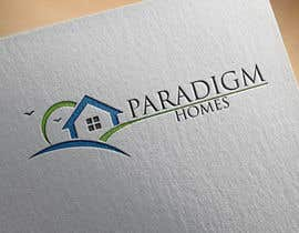 #63 for Design a Logo for PARADIGM HOMES by SkyNet3