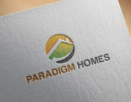 #93 for Design a Logo for PARADIGM HOMES by anoopray