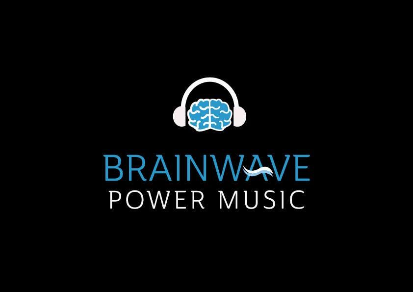 Inscrição nº 45 do Concurso para Design a Logo for Brainwave Power Music