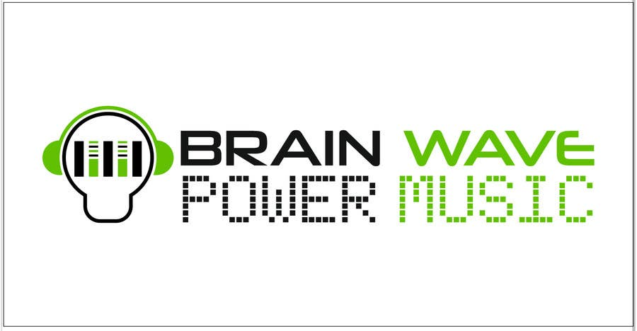 Konkurrenceindlæg #44 for Design a Logo for Brainwave Power Music