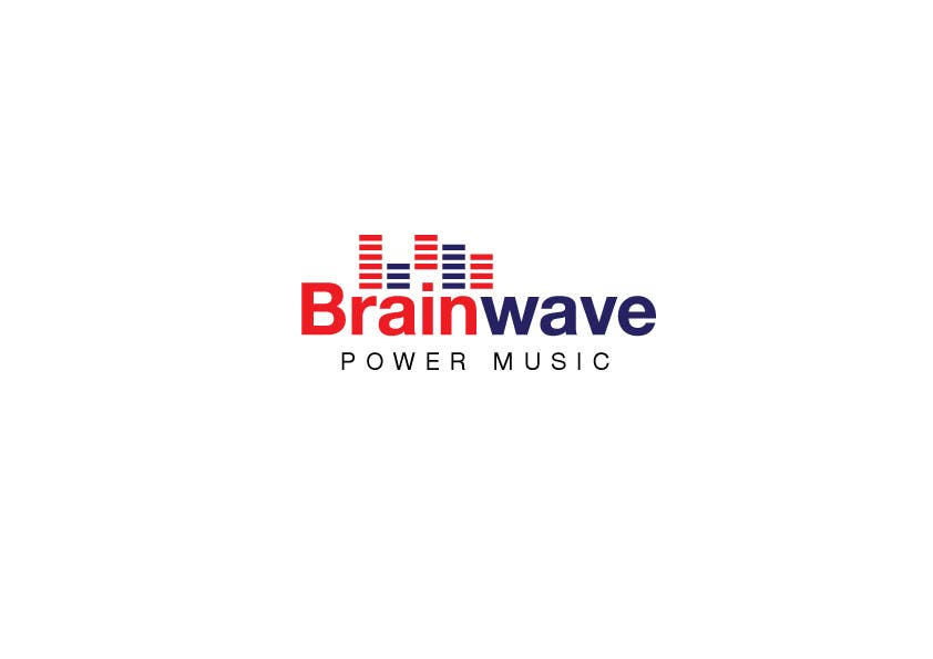 Konkurrenceindlæg #31 for Design a Logo for Brainwave Power Music