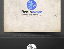 #33 for Design a Logo for Brainwave Power Music af FlexKreative