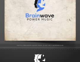 #35 for Design a Logo for Brainwave Power Music af FlexKreative