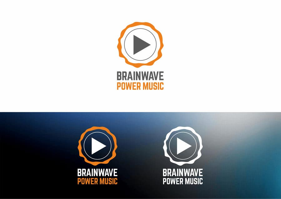 Konkurrenceindlæg #20 for Design a Logo for Brainwave Power Music