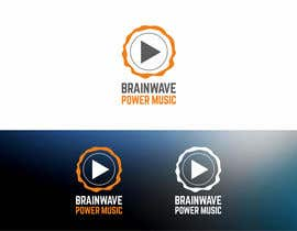 #20 for Design a Logo for Brainwave Power Music af AntonMihis