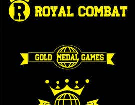 #21 para Design a Logo for Gold Medal Games and Royal Combat por Vodanhtk