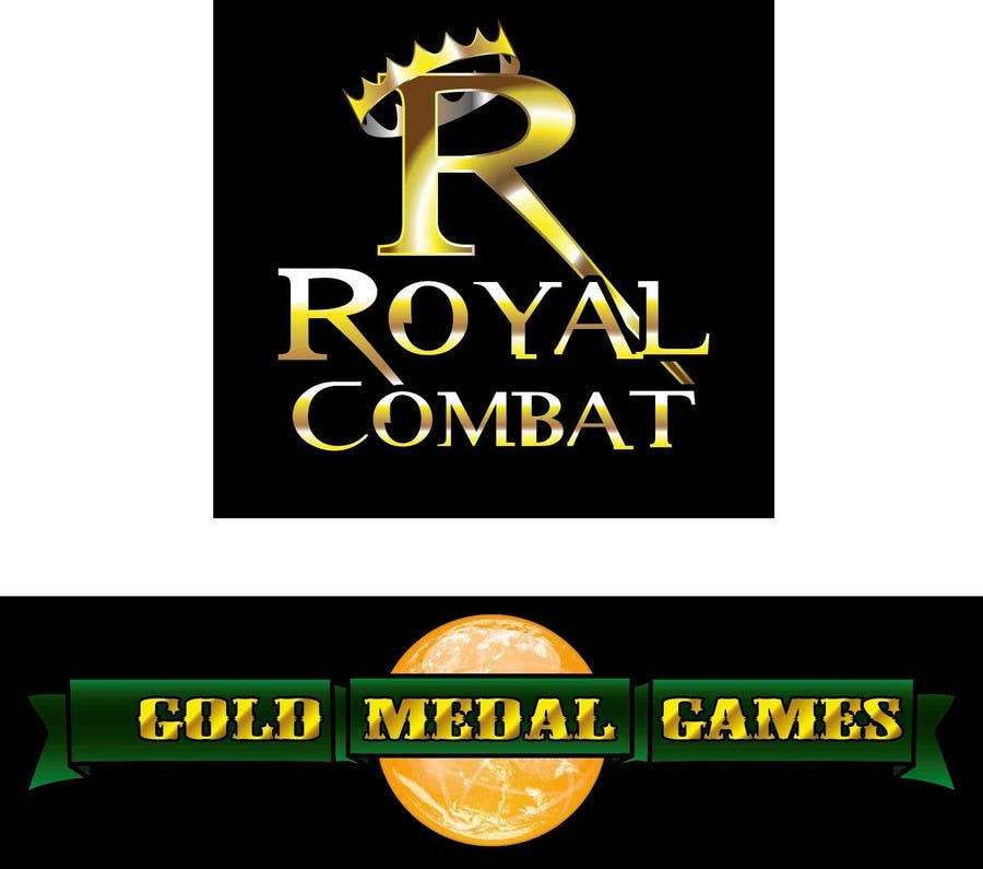Contest Entry #                                        39                                      for                                         Design a Logo for Gold Medal Games and Royal Combat