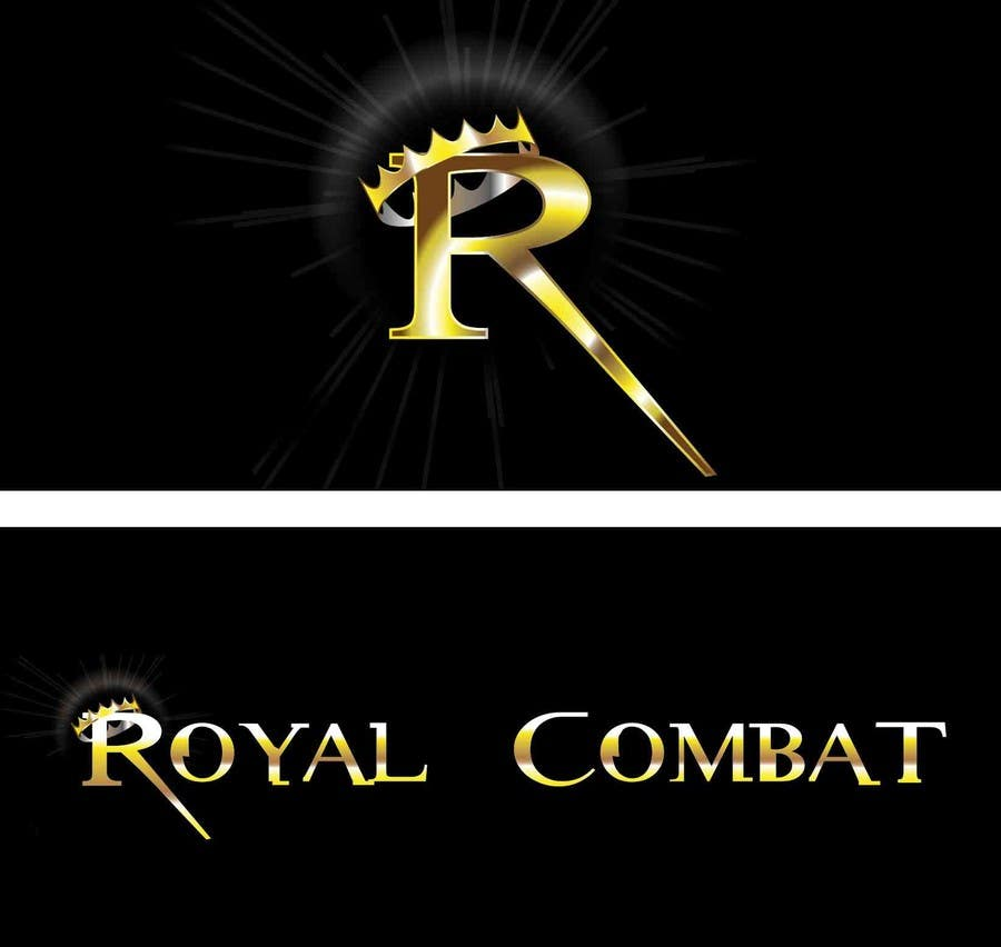 Contest Entry #                                        41                                      for                                         Design a Logo for Gold Medal Games and Royal Combat