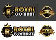 Graphic Design Contest Entry #31 for Design a Logo for Gold Medal Games and Royal Combat