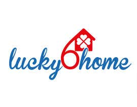 #135 for Design a Logo for Lucky6 Homes af Zsuska