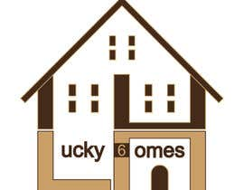 #138 for Design a Logo for Lucky6 Homes af DaisyGraphic