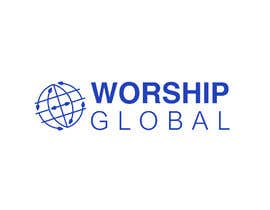 #167 for logo for worship.global by ZedanRagab