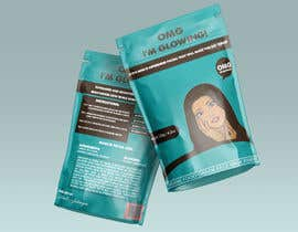 #40 for Package Labels: Stylish Layout Needed for a New Organic Cosmetic Face Mask by mohammadsazzad84