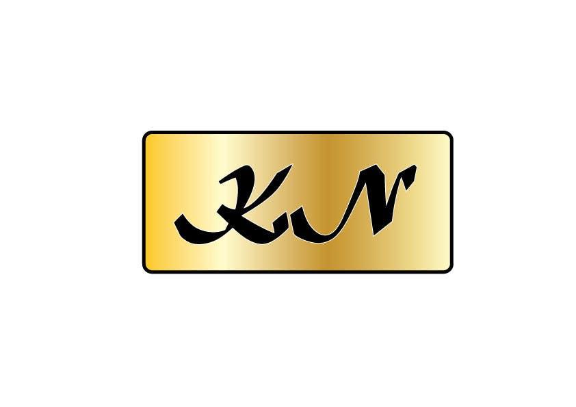 Kilpailutyö #9 kilpailussa Logo Design for KN