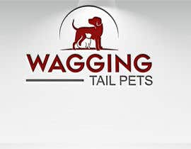 #76 for Logo Design for Wagging Tail Pets by mttomtbd