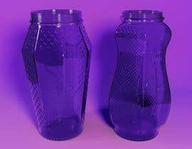 #25 for PROJECT 3D of two glass jars by JugalBalaji