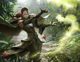 #2 для Fantasy Card Game Art - Contest 11 (spells) от mdmahadi3288